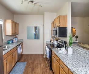 Kitchen, Botanica Apartment Homes