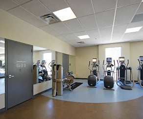 Fitness Weight Room, Green Leaf River Edge