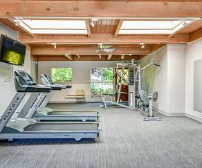 Fitness Weight Room, Glenmoor Green