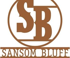 Community Signage, Sansom Bluffs