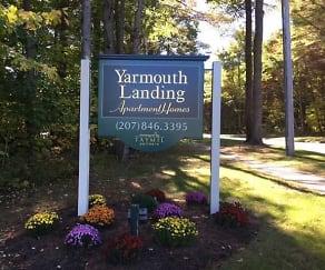 Landscaping, Yarmouth Landing