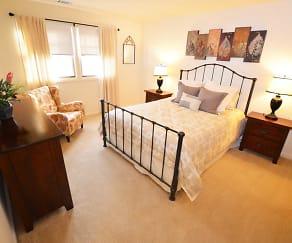 Bedroom, Wellington Gate