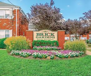 Community Signage, Brick Gardens