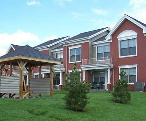 Building, Legacy and Normandy Townhomes
