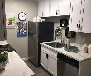 Kitchen, The Archer