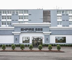 Building, Empire 225