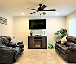 Living Room, Patio 15