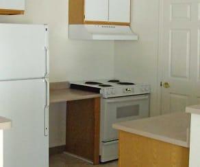 Kitchen, Turnberry Apartments