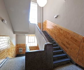Foyer, Entryway, Hopewell Lofts