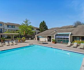 Pool, Regency Club Townhomes & Apartments