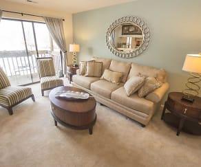 Living Room, Mountain Ridge