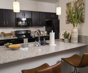 Kitchen, Loretto at Creekside