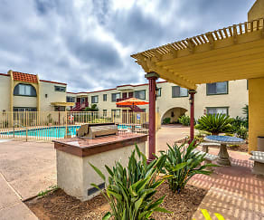 Building, Carlsbad Coast Apartments