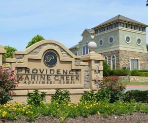 Community Signage, Providence at Marine Creek