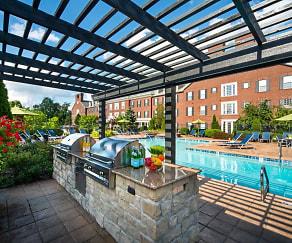 Pool, Carmel Center