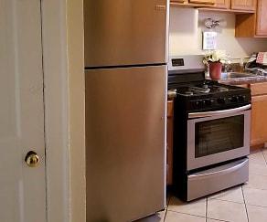 Kitchen, Mariemont Townhomes