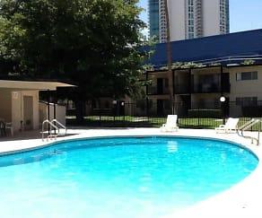 Pool, Park Arms