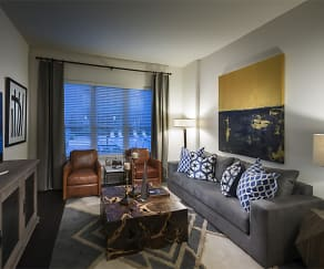 Living Room, OMNIA at Town Center