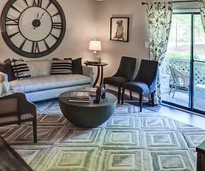 Living Room, Legacy At River Crossing