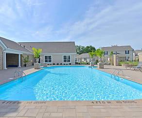 Pool, Avery Brooke Apartments