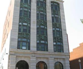Building, COBA Apartments