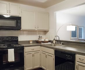 Kitchen, Maryland Park