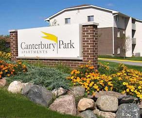 Community Signage, Canterbury Park