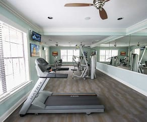 Fitness Weight Room, Dominion Park