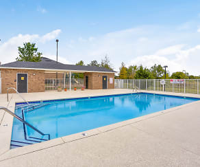 Pool, Paddock Ridge