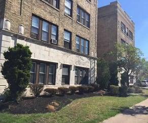 Building, Edge Park Apartments