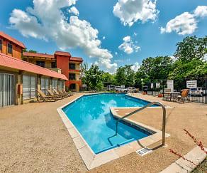 Pool, Kensington Green