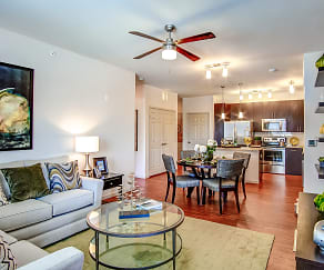 Living Room, The Parc At Greenwood Village