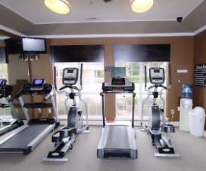 Fitness Weight Room, Preston Grove
