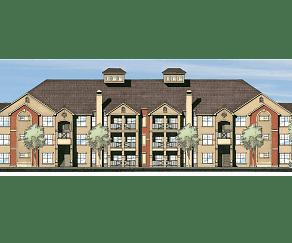 Community Signage, Latitude 31 Apartment Homes