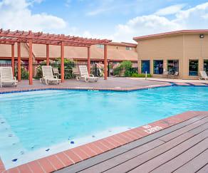 Pool, Smoketree