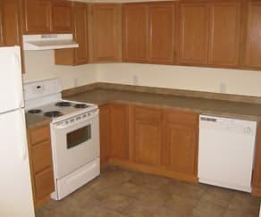 Kitchen, Cleora Manor