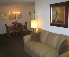 Living Room, Lord Chesterfield Apartments