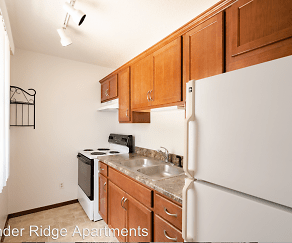 Kitchen, 2405 Crescent Drive