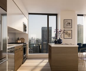 Kitchen, Park Fifth Tower