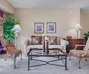 Living Room, Canyon Villas