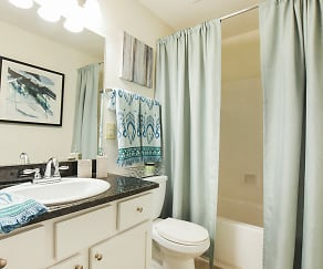 Bathroom, Audubon Gates