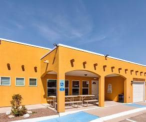 Building, Presidio Dolores
