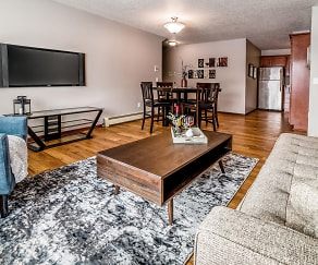Living Room, Greystone