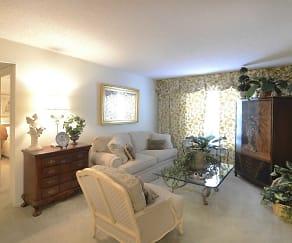 Living Room, Ridgeway Terrace