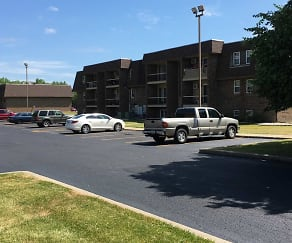 Building, Elite One Apartments