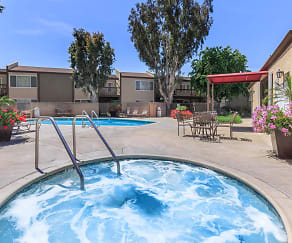 Pool, Hollybrook Apartment Homes