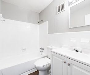 Bathroom, Waldorf Creek