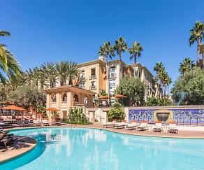 Pool, Villa Siena Irvine