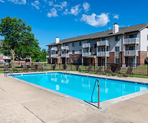 Eastland Apartments, Hastings, MI