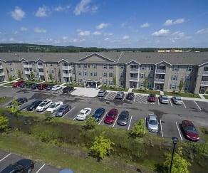 Building, Camillus Pointe Senior Apartments